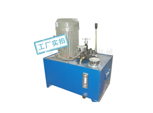 全自动网套机液压油泵